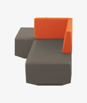Paulo Seat - Waiting Area Sofa