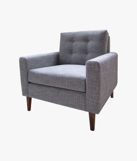 SINGLE SEATER SOFA CHAIR (EVES) SF-1S-10